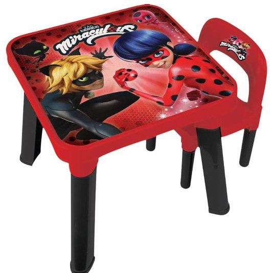 Mesa com Cadeira Ladybug Miraculous Fun