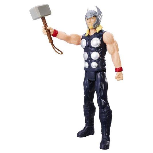 Boneco Avengers Titan Hero Thor Hasbro