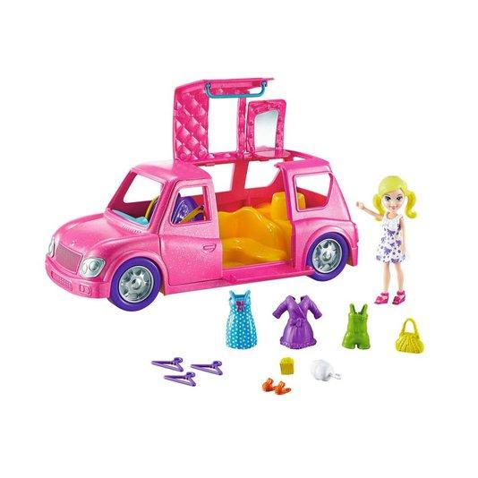 Boneca Polly Pocket Limousine Fashion Mattel