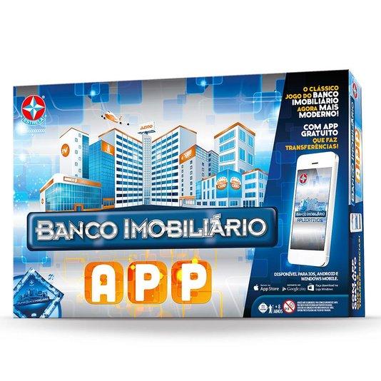 Jogo Banco Imobiliário com Aplicativo Estrela
