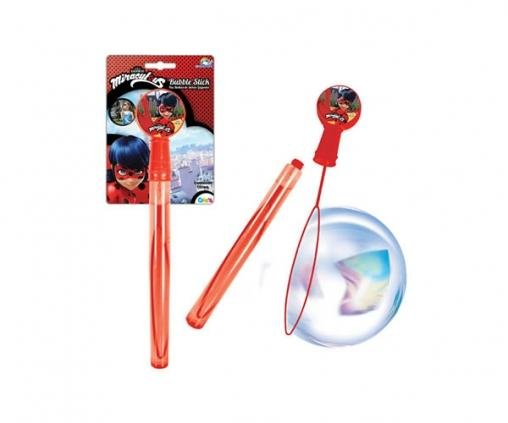 Bastão de Bolhas Bubble Stick Miraculous Brasilflex