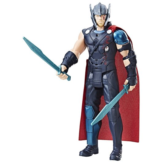 Boneco Avengers Thor Ragnarok Hasbro
