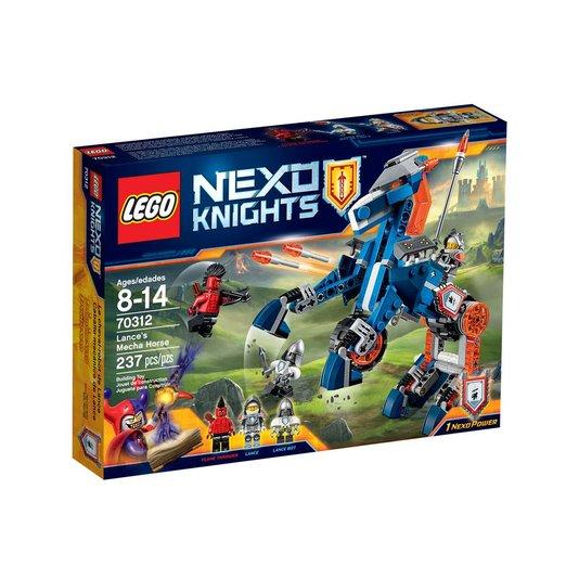 Nexo Knights O Cavalo Mecânico de Lego