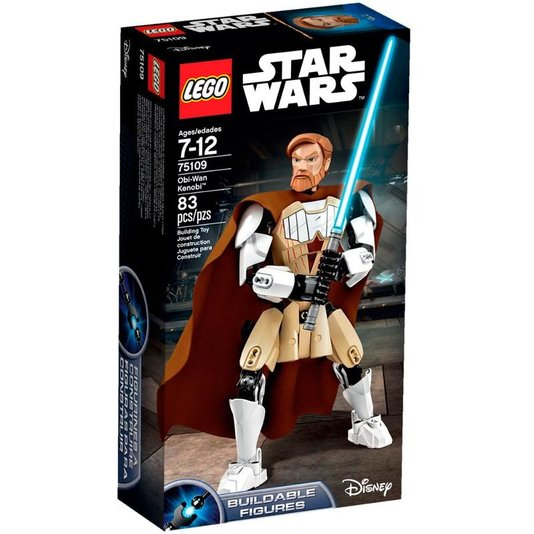 Star Wars Constraction Obi-Wan Kenobi Lego
