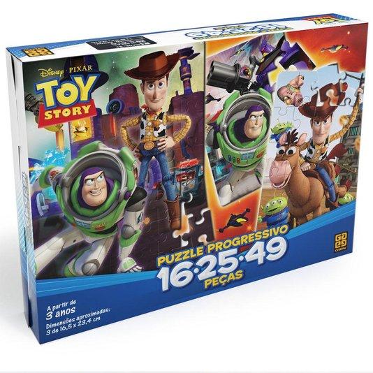 Quebra-Cabeça Progressivo Toy Story 3 Grow