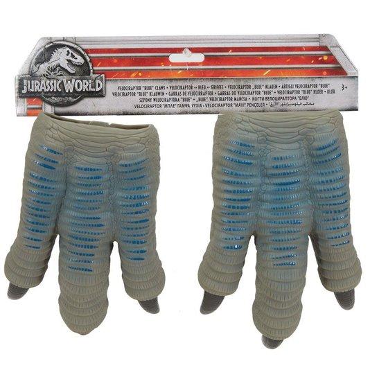 Jurassic World Garras de Raptor Mattel