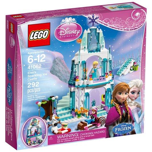41062 Lego Frozen O Castelo De Gelo Da Elsa