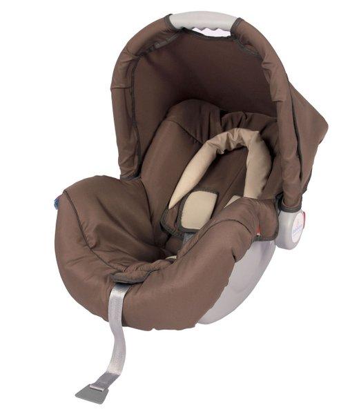 Bebê Conforto Piccolina Chocolate Galzerano
