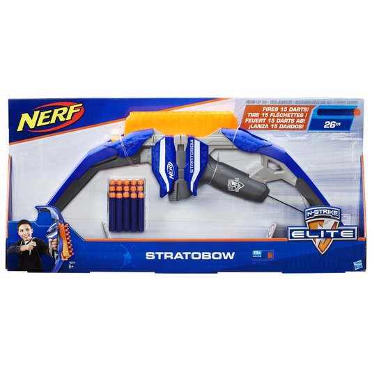 Lançador Nerf N-Strike Stratobow Hasbro
