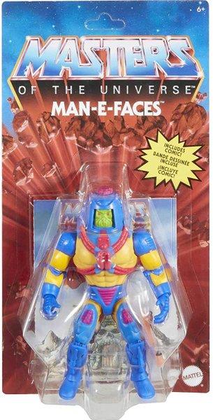 Figura de Ação Multi-Faces He-Man and The Masters of The Universe Mattel