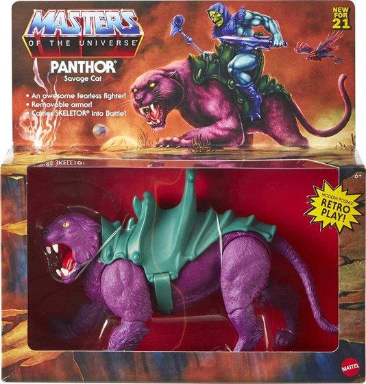 Figura de Ação Phantor He-Man and The Masters of The Universe Mattel
