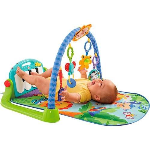 Ginásio com Pianinho Fisher-Price Mattel