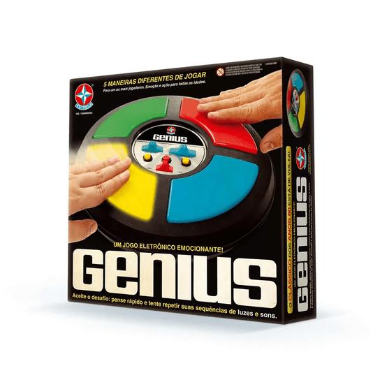 Jogo Eletrônico Genius Estrela