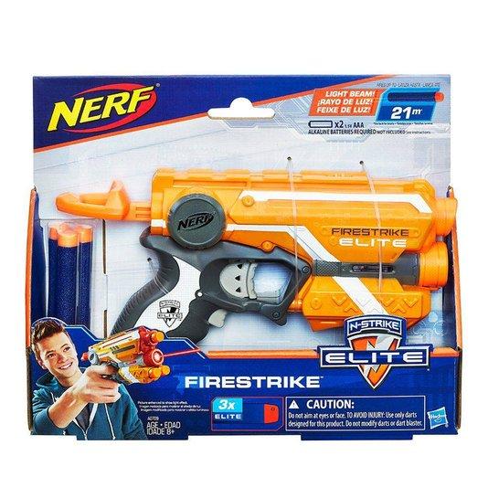 Lança Dardo Nerf EL Firestrike Hasbro