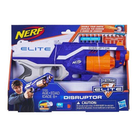 Lançador de Dardos Nerf N-Strike Elite Disruptor Hasbro