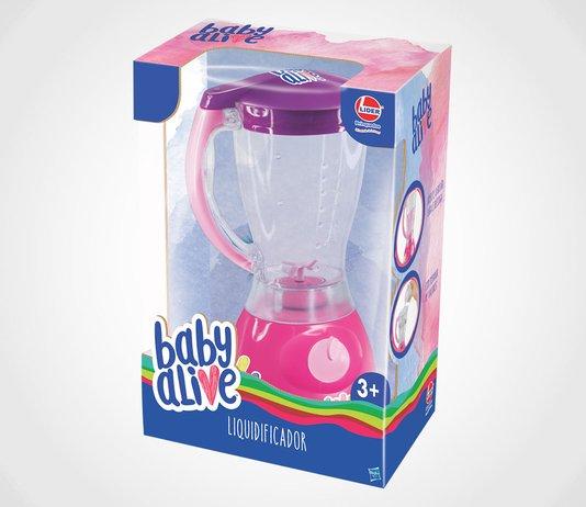 Liquidificador Baby Alive Lider
