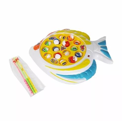 Mini Pesca Jogo de Pescar Fênix