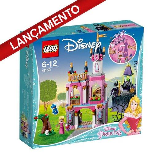 O Castelo do Conto de Fadas da Bela Adormecida Lego