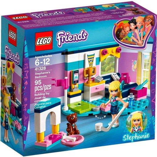 O Quarto da Stephanie Lego