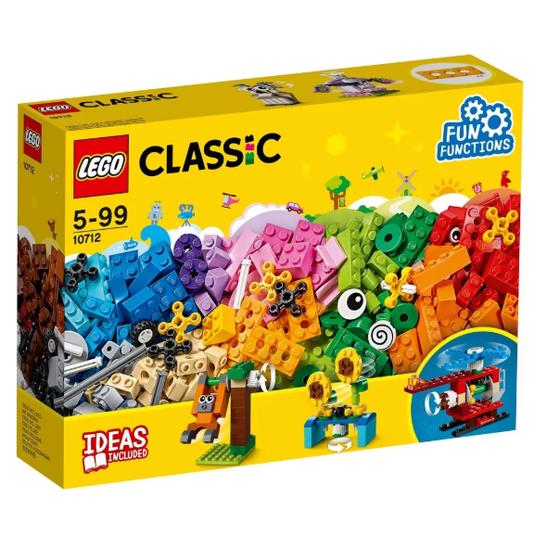 Peças e Engrenagens Lego