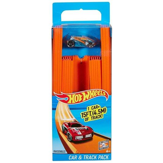 Pista De Conexão Hot Wheels Track Builder Mattel