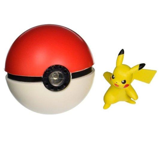 Pokebola Pokémon com Luzes e Sons Sunny