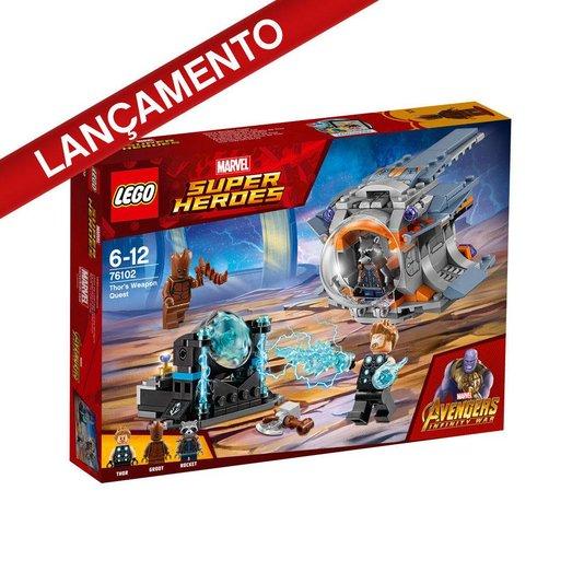 Procura da Arma de Thor Lego