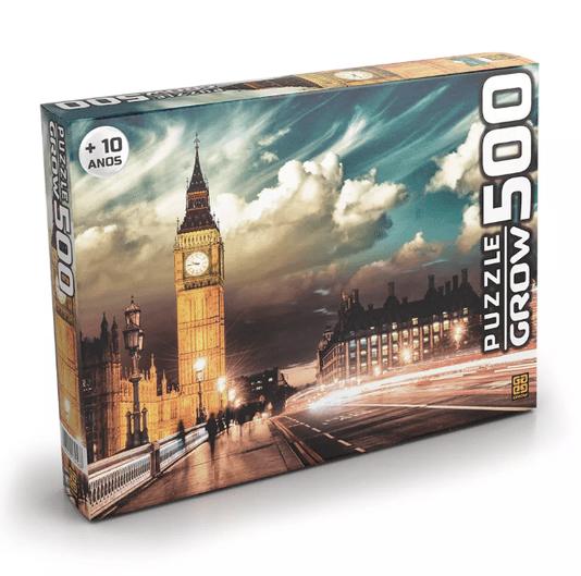 Puzzle Londres 500 Peças Grow