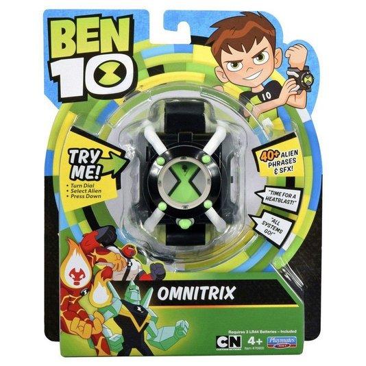 Relógio Omnitrix Básico  do Ben 10 Sunny