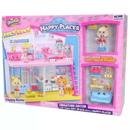 Shopkins Happy Places Happy Home DTC