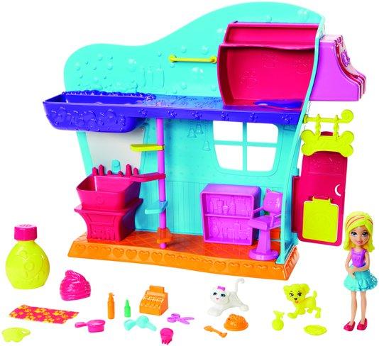 Spa dos Bichinhos Polly Pocket Mattel