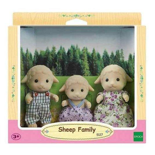Sylvanian Families Família de Ovelhas Epoch