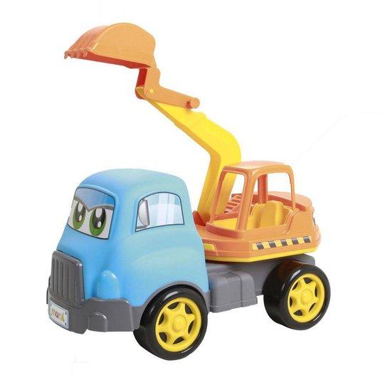Turbo Truck Escavadeira Maral