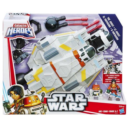 Veículo Playskool Star Wars Disney Hasbro