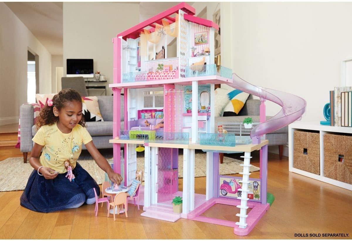 Mega Casa dos Sonhos Barbie Mattel