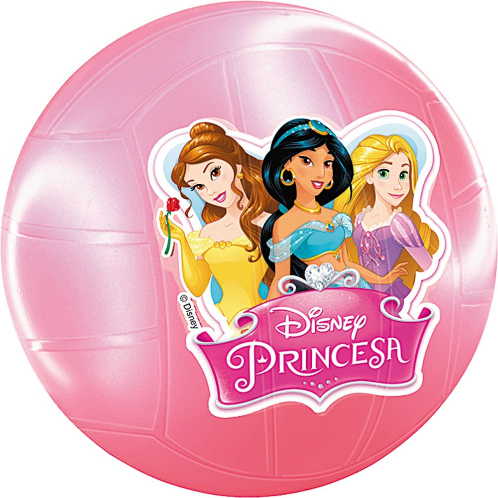 Mini Bola Vinil na Caixa Princesas Disney Lider