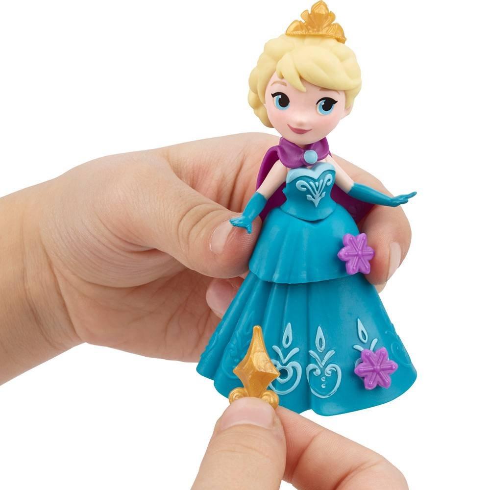Mini Boneca Elsa Frozen Hasbro