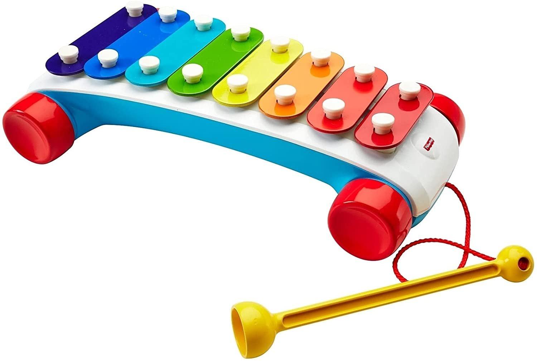 Novo Xilofone Clássico Fisher-Price Mattel
