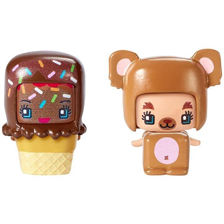 Pack Com 2 My Mini Mixieqs Série 2 Mattel