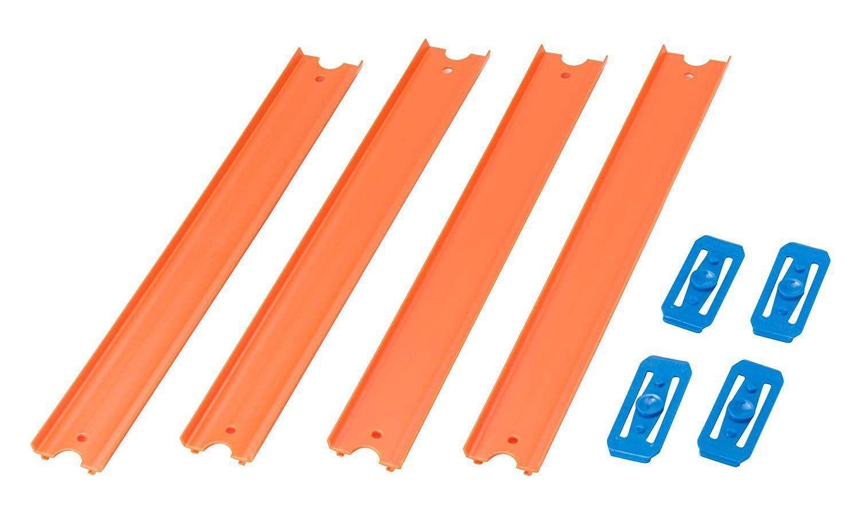 Pacote de Pistas Track Builder Hot Wheels Mattel