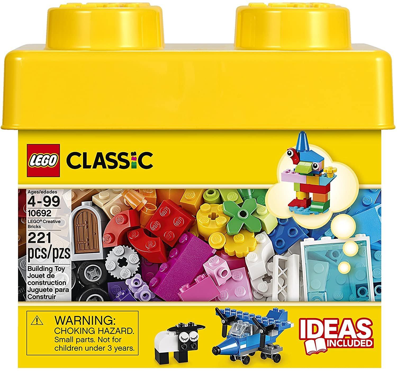Peças Criativas Lego