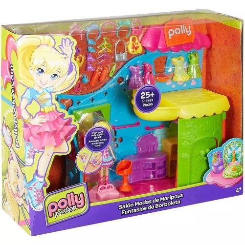 Polly Pocket Fantasias de Borboleta Mattel