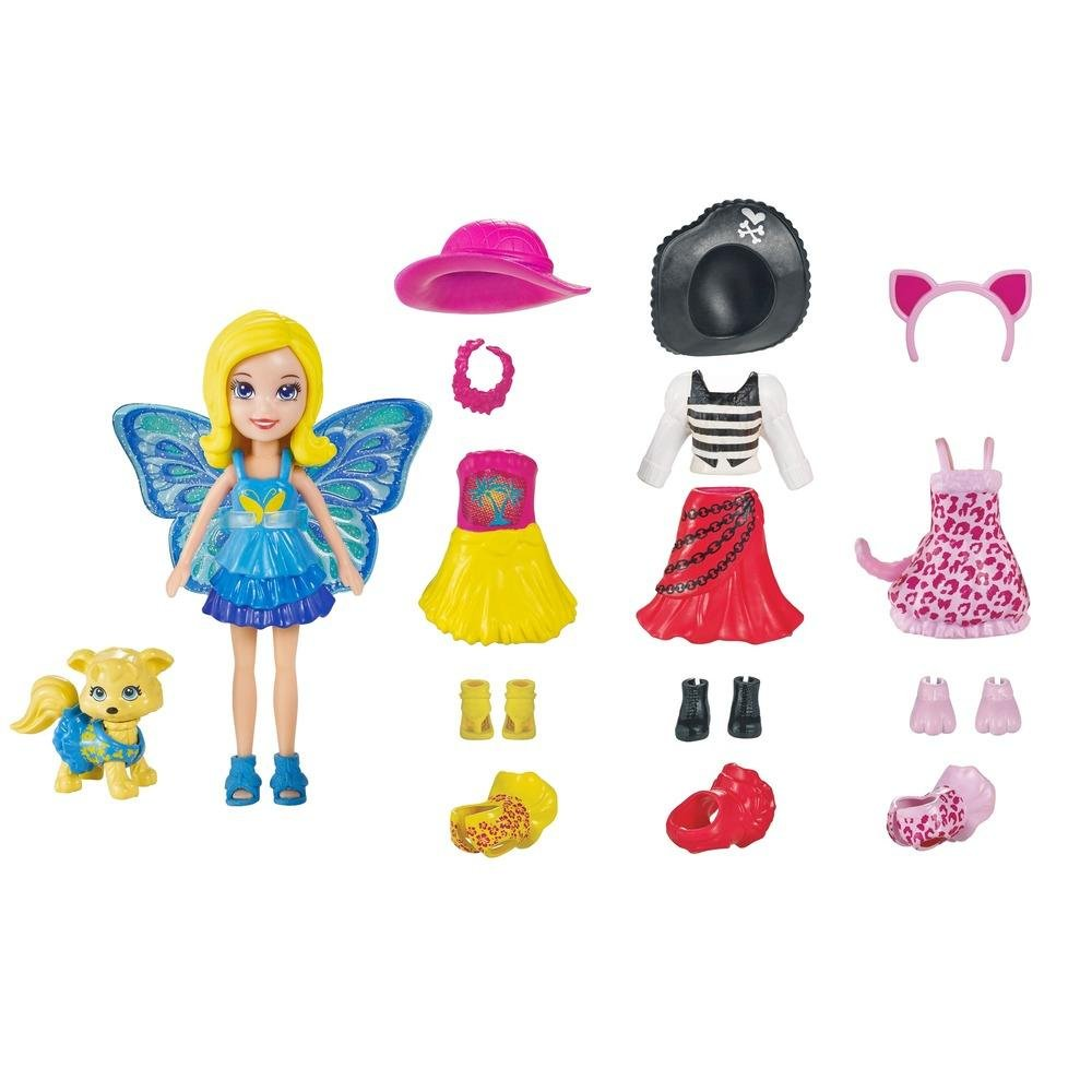 Polly Pocket Looks Combinados Mattel