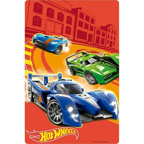 Quebra-Cabeça 100 Peças Hot Wheels Toyster