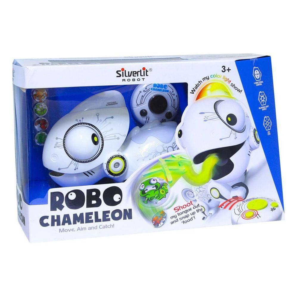 Robô Camaleão Silverlit Dtc Toys