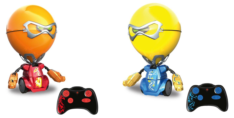 Robô Kombat Boom Balão DTC