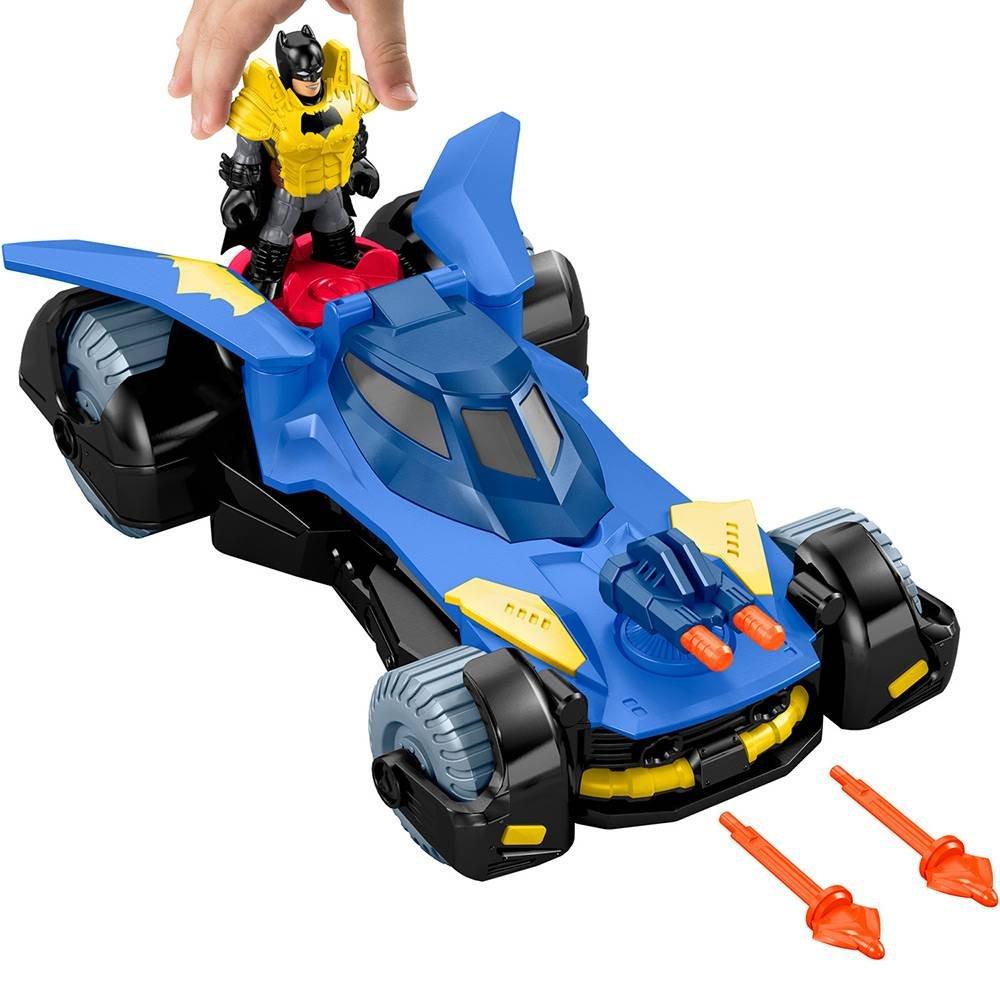 Super Batmóvel Imaginext DC Fisher-Price