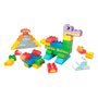Mega Bloks Balde Junior Builders Fisher-Price
