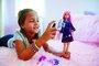 Barbie Cabelos Coloridos Mattel