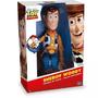 Boneco Woody com Som Toy Story Disney Toyng